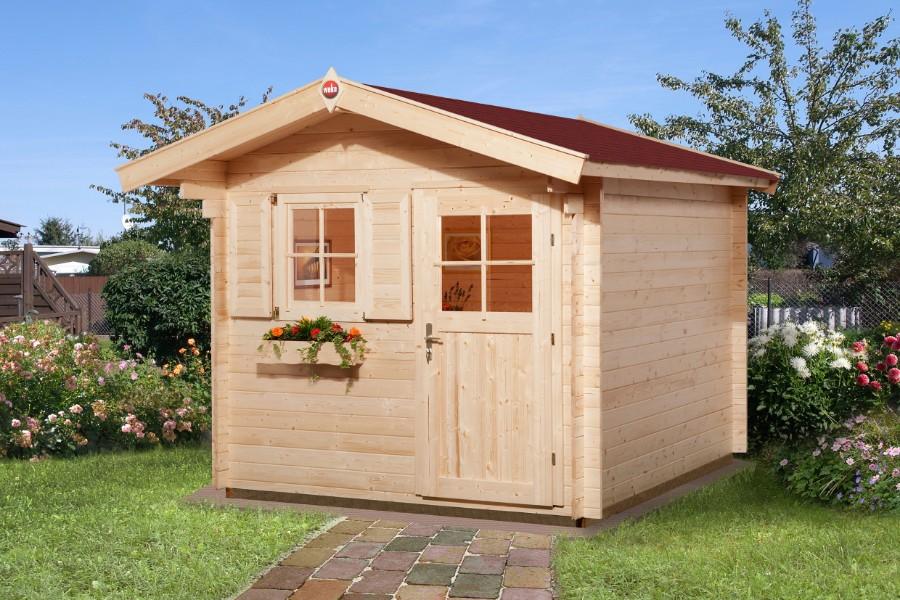 weka gartenhaus premium28. Black Bedroom Furniture Sets. Home Design Ideas