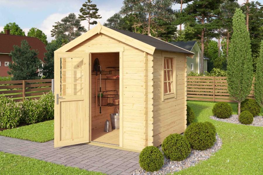 gartenhaus wels. Black Bedroom Furniture Sets. Home Design Ideas