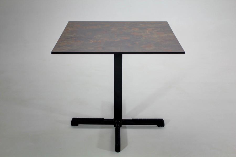 styna gastrotisch laila 80x80. Black Bedroom Furniture Sets. Home Design Ideas