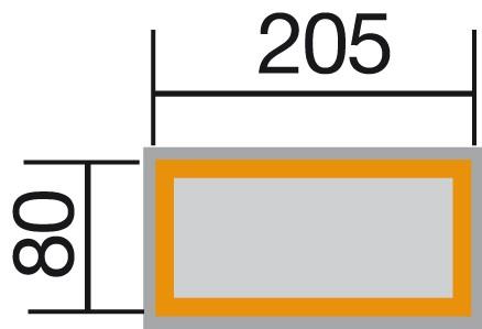 weka profi hochbeet 669 c 28 mm. Black Bedroom Furniture Sets. Home Design Ideas