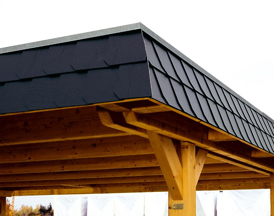 carport wendland 630 x 879 cm mit abstellraum. Black Bedroom Furniture Sets. Home Design Ideas