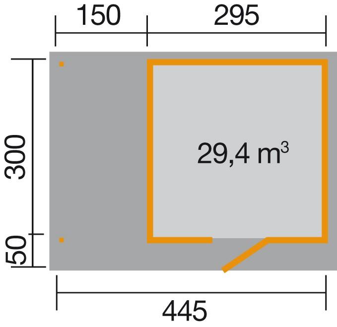 weka designhaus wekaline 172 a gr 3 28 mm. Black Bedroom Furniture Sets. Home Design Ideas