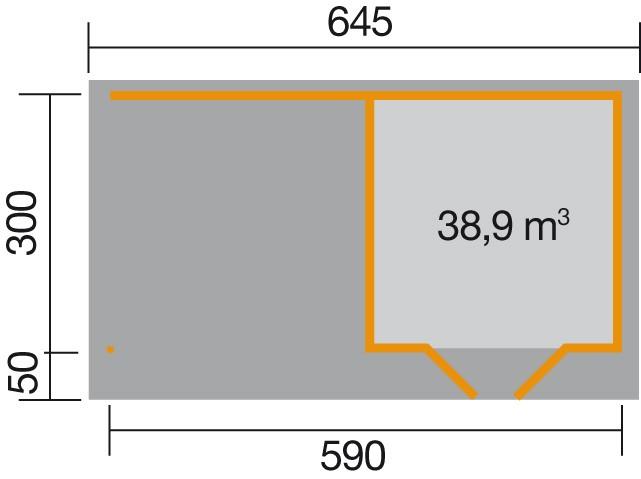 weka designhaus 126 b gr 2 28 mm. Black Bedroom Furniture Sets. Home Design Ideas