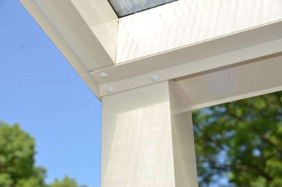 terrassen berdachung freistehend 300 x 200 cm. Black Bedroom Furniture Sets. Home Design Ideas