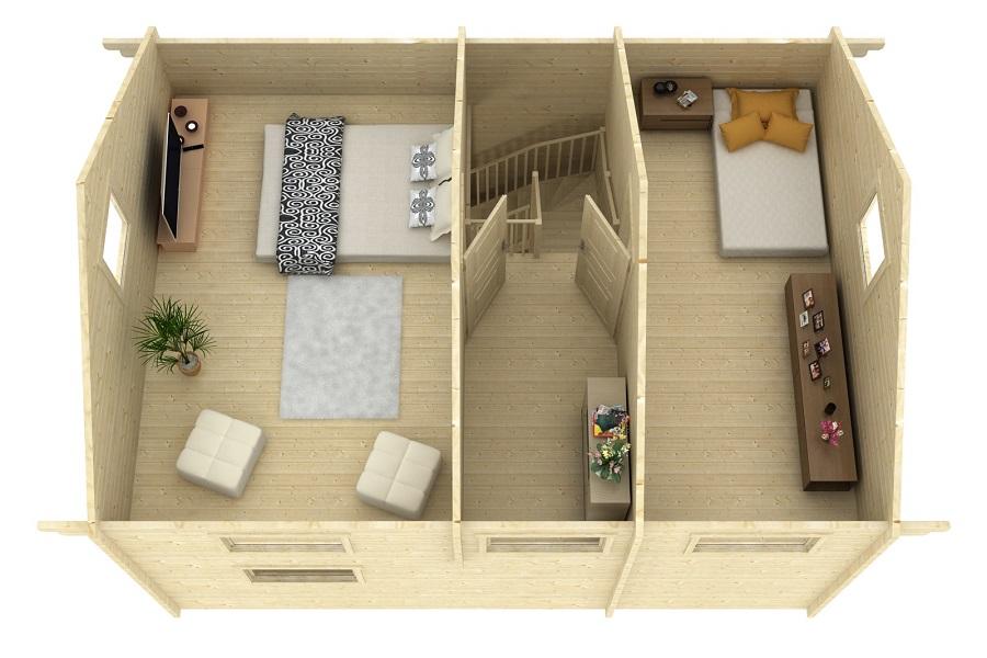 lasita maja ferien und freizeithaus matterhorn 94 iso 940248. Black Bedroom Furniture Sets. Home Design Ideas