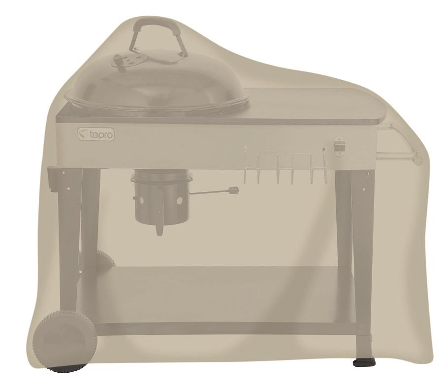 8612 universal abdeckhaube f r kugelgrillwagen. Black Bedroom Furniture Sets. Home Design Ideas