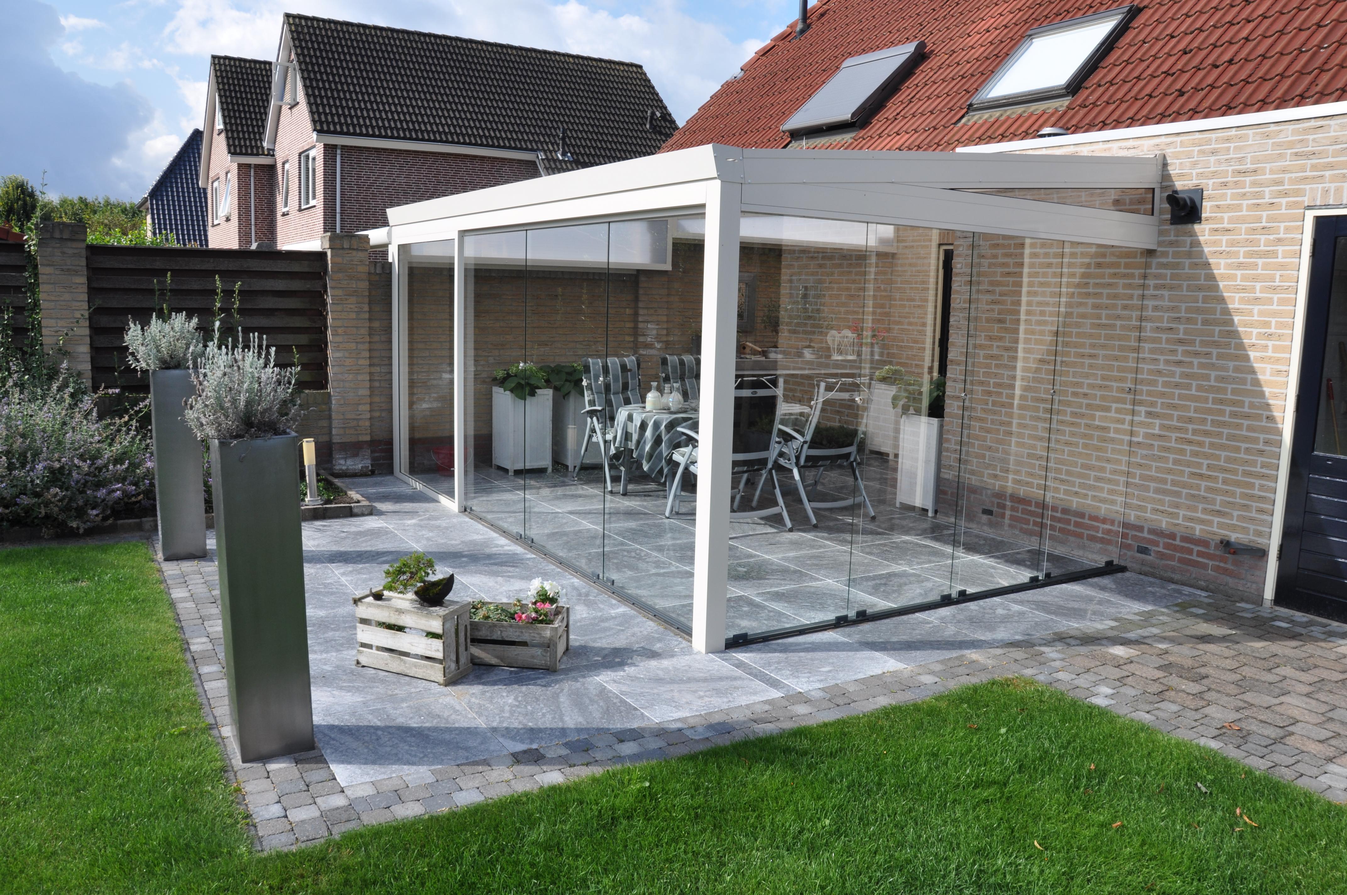 Gartenzimmer 600 X 350 Cm Inkl Glasschiebew Nde Und