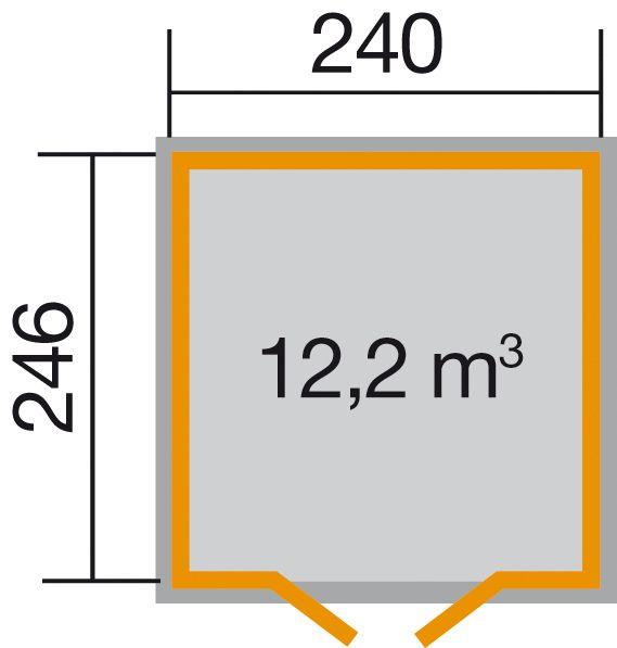 weka schwedenhaus gr 3. Black Bedroom Furniture Sets. Home Design Ideas