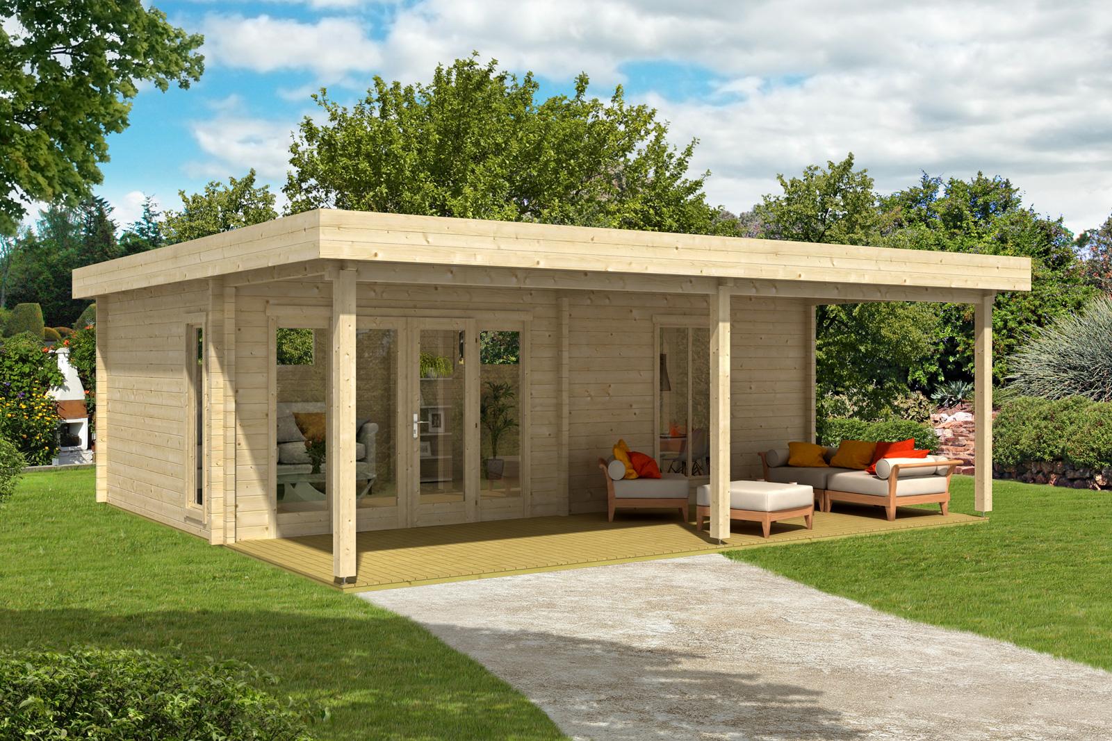 carlsson gartenhaus bendix iso. Black Bedroom Furniture Sets. Home Design Ideas
