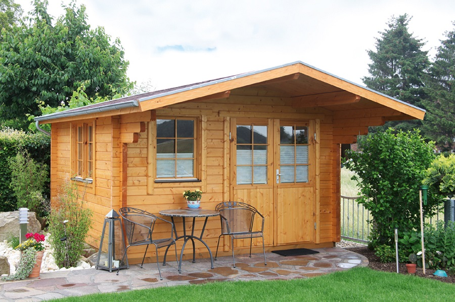 wolff gartenhaus nordkap 70 c iso 870 170. Black Bedroom Furniture Sets. Home Design Ideas