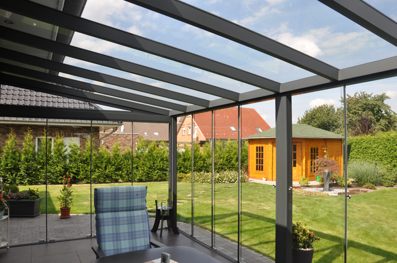 glasschiebewand 300 cm. Black Bedroom Furniture Sets. Home Design Ideas