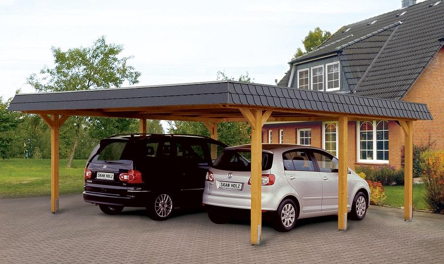 carport wendland 630 x 637 cm. Black Bedroom Furniture Sets. Home Design Ideas