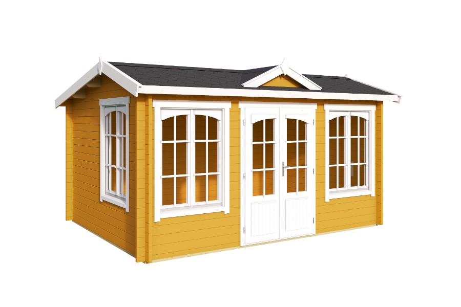lasita maja gartenhaus windsor iso 4415240. Black Bedroom Furniture Sets. Home Design Ideas