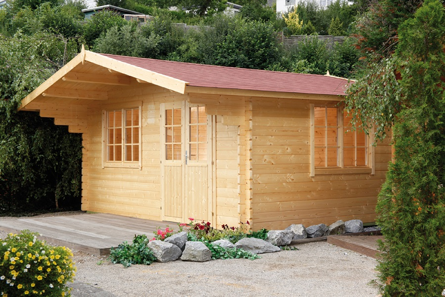 wolff gartenhaus kim 44 a iso 844 657. Black Bedroom Furniture Sets. Home Design Ideas