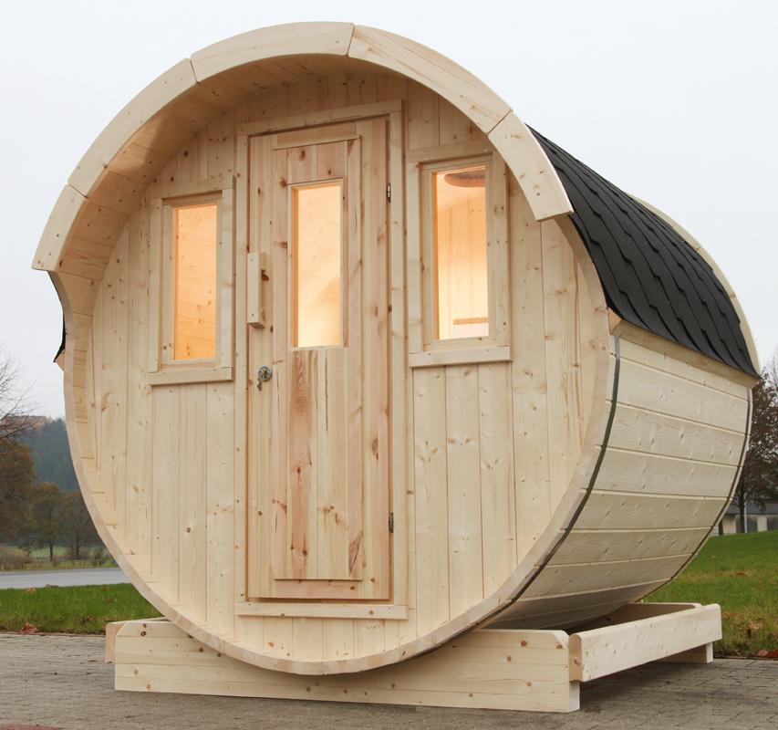 wolff finnhaus saunafass 220. Black Bedroom Furniture Sets. Home Design Ideas