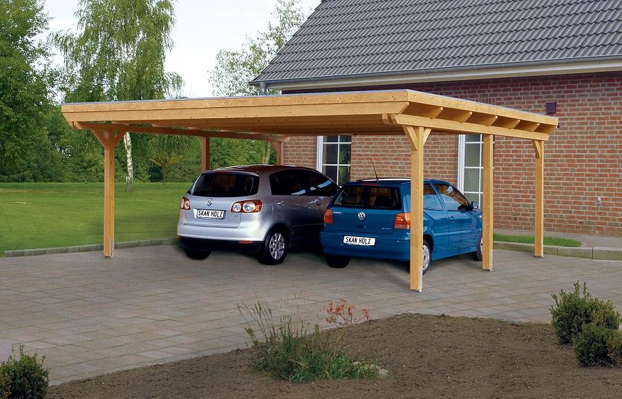 carport emsland 613 x 846 cm mit abstellraum. Black Bedroom Furniture Sets. Home Design Ideas