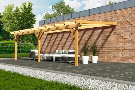 premium terrassen berdachung mit sicherheitsglas. Black Bedroom Furniture Sets. Home Design Ideas