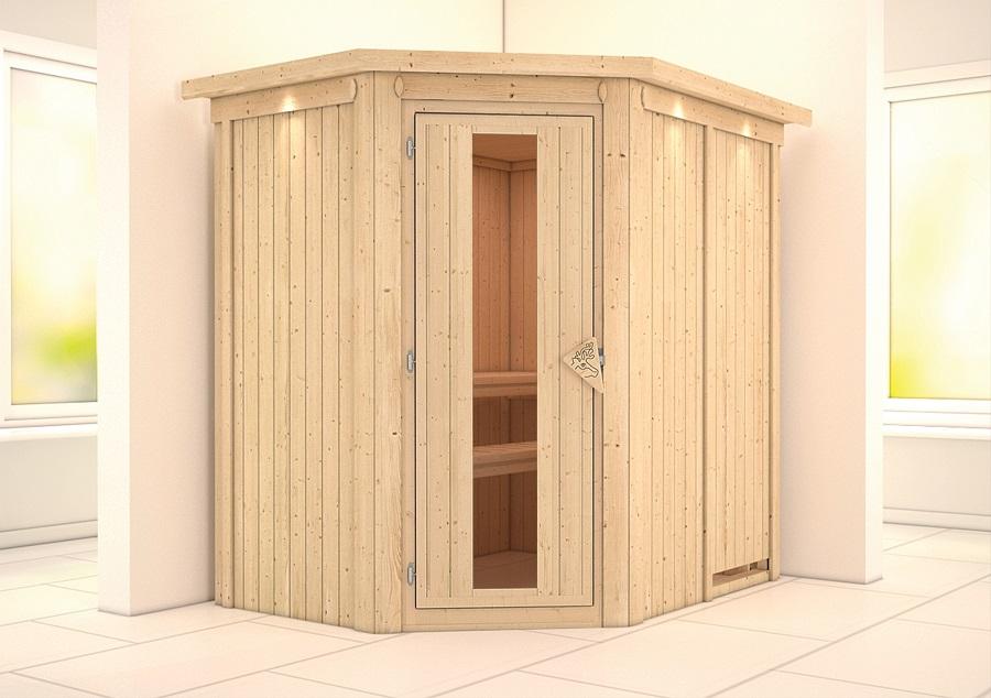 karibu sauna innenkabine carin. Black Bedroom Furniture Sets. Home Design Ideas