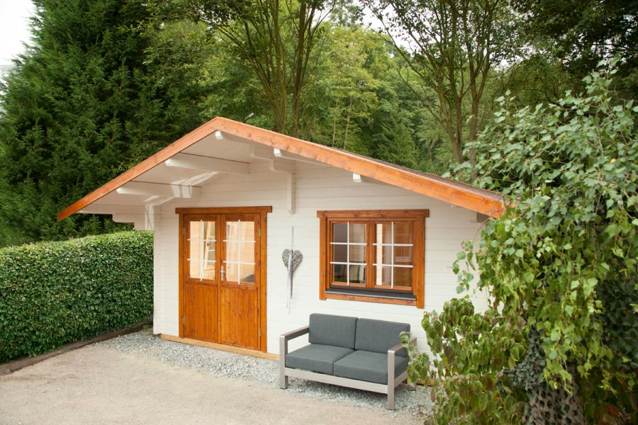 wolff gartenhaus lappland 70 c iso. Black Bedroom Furniture Sets. Home Design Ideas