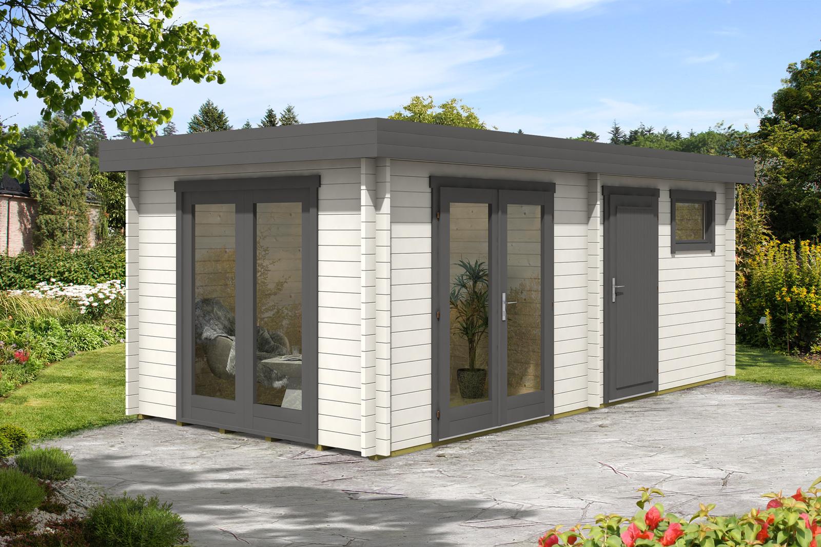 gartenhaus v nix 40 iso. Black Bedroom Furniture Sets. Home Design Ideas