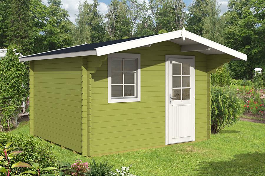 gartenhaus modell lugo 40 122104. Black Bedroom Furniture Sets. Home Design Ideas