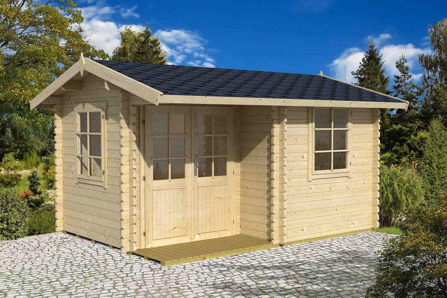 lasita maja gartenhaus berkshire 53 iso 4414840. Black Bedroom Furniture Sets. Home Design Ideas