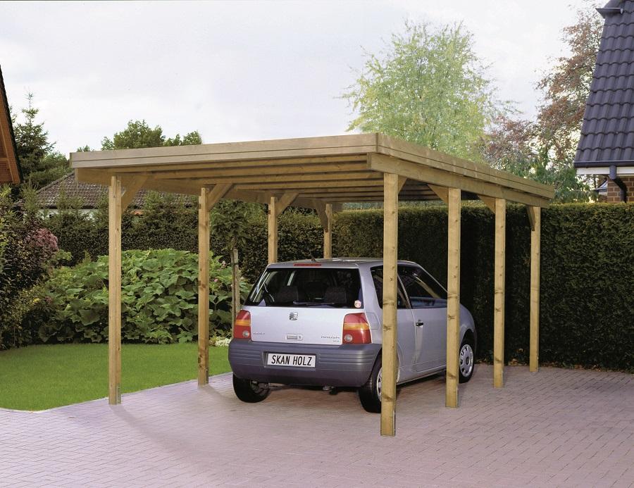 carport lausitz 312 x 700 cm 301232. Black Bedroom Furniture Sets. Home Design Ideas