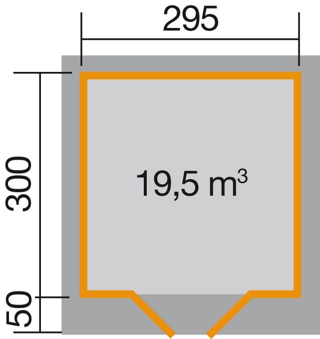 weka designhaus 126 gr 3 28 mm. Black Bedroom Furniture Sets. Home Design Ideas