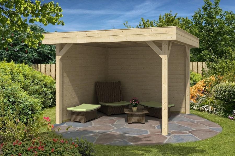 lasita maja berdachung 3030 1002550. Black Bedroom Furniture Sets. Home Design Ideas