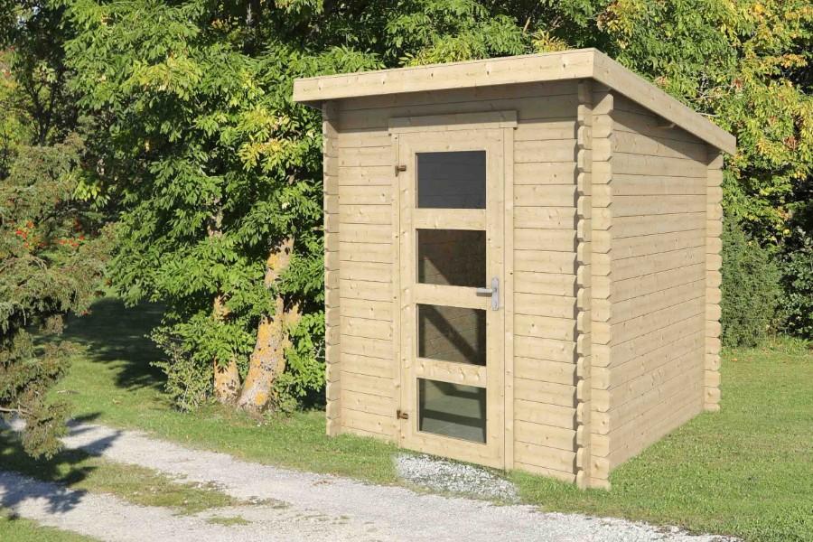 lasita maja gartenhaus jelle 1003509. Black Bedroom Furniture Sets. Home Design Ideas