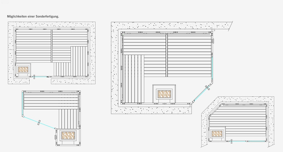 finntherm innensauna style nach ma. Black Bedroom Furniture Sets. Home Design Ideas
